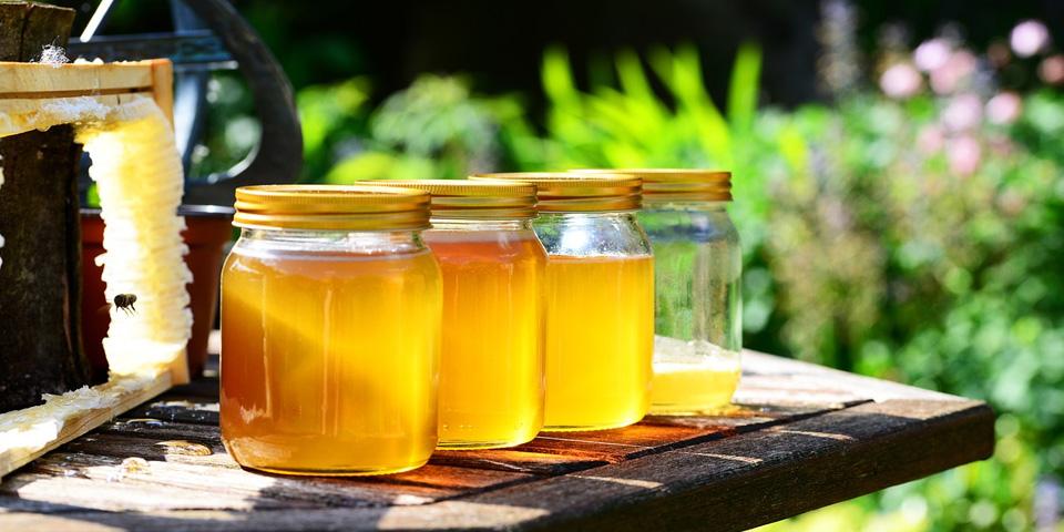 Ook voor streekproducten kunt u bij ons terecht, zoals heerlijke Larense honing